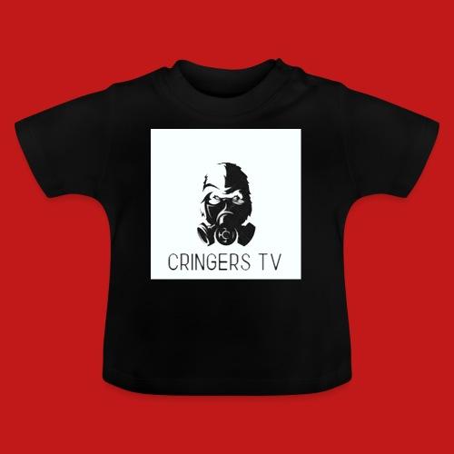 Original Cringers Tv Logga - Baby-T-shirt