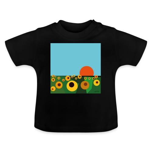 Tournesol - T-shirt Bébé