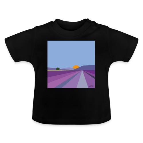 Lavande - T-shirt Bébé