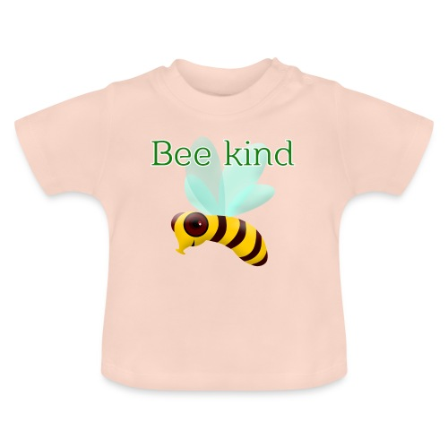 Bee kind - Camiseta bebé
