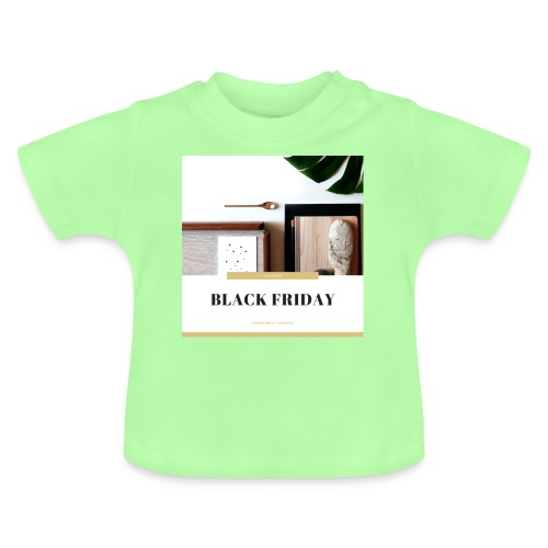 Black Friday - Camiseta bebé