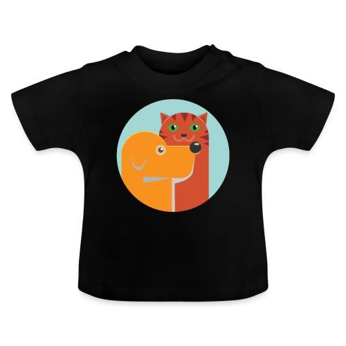 Tierfreund - Baby T-Shirt