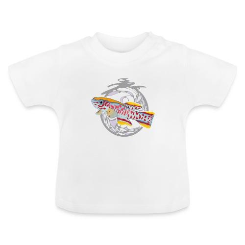 Space Fish Bluecontest - T-shirt Bébé