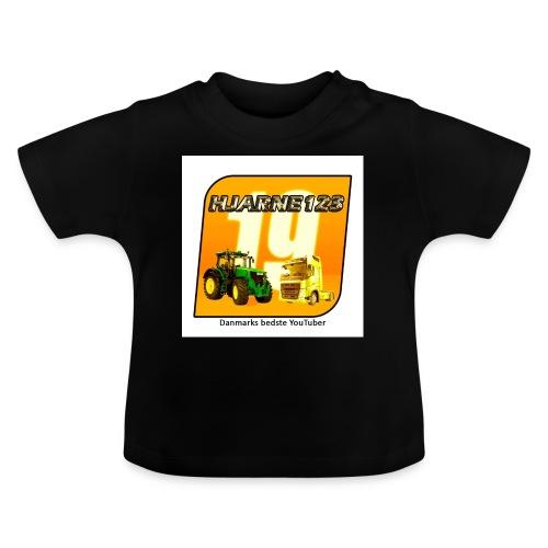 hjarne 123 danmarks bedeste youtuber - Baby T-shirt