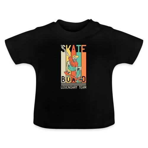 Skateboard 10 - Maglietta per neonato