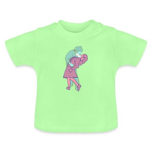 Amor coronavirus - Camiseta bebé