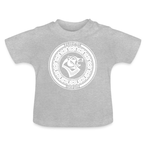BjörnfellRisingWhite - Vauvan t-paita