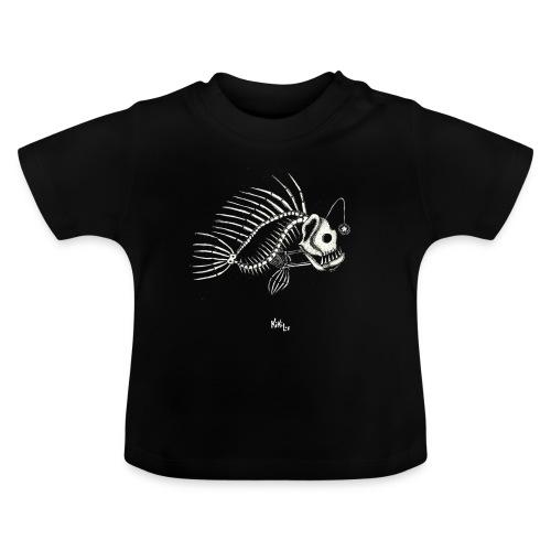 Pezqueleto (Sin fondo) - Camiseta bebé