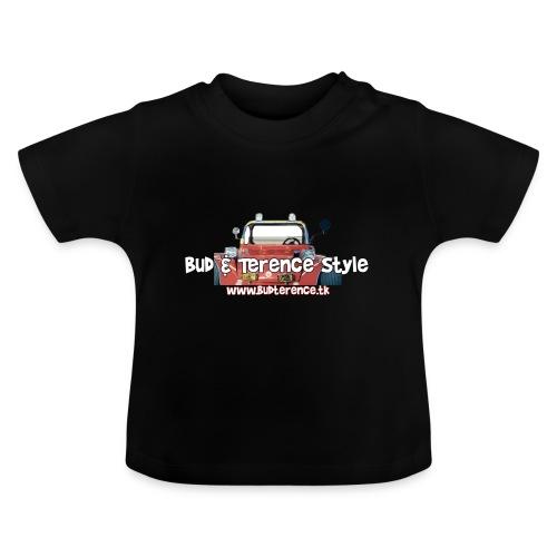 Bud & Terence Style - Maglietta per neonato