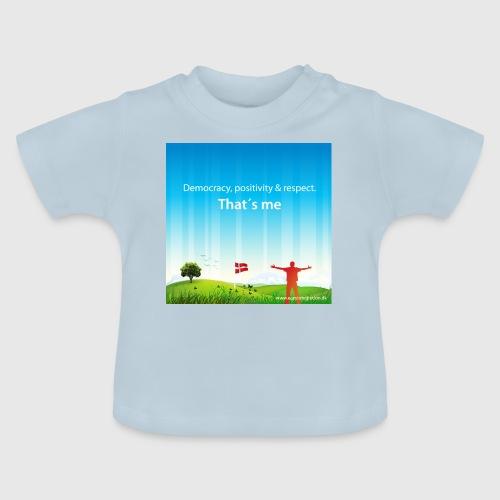 Rolling hills tshirt - Baby T-shirt