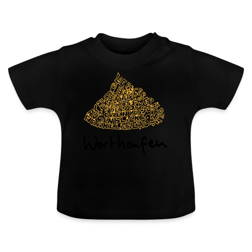 Worthaufen - Baby T-Shirt