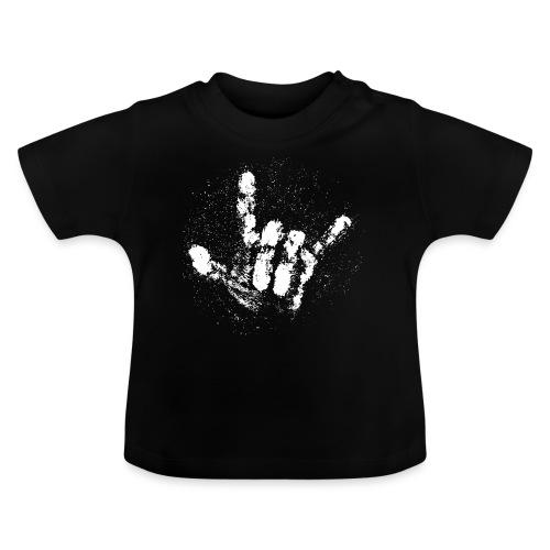 ROCK `N` ROLL - Kletterhand - Baby T-Shirt