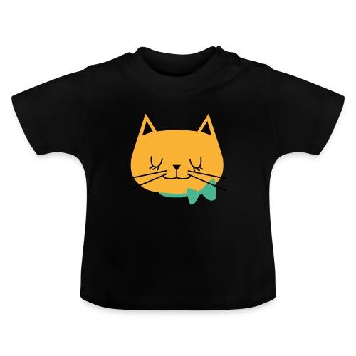 cat - T-shirt Bébé