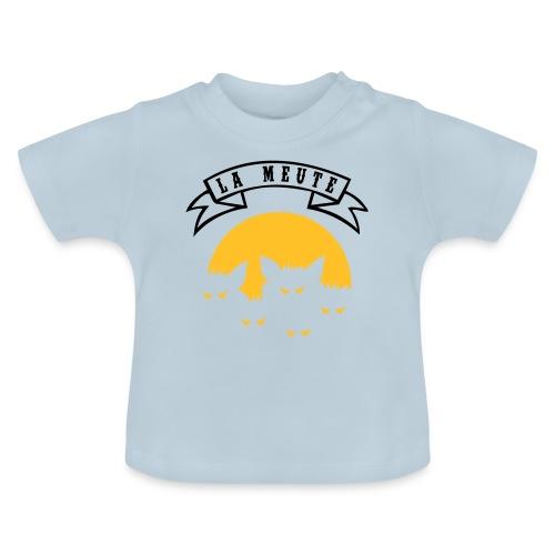 la meute - T-shirt Bébé