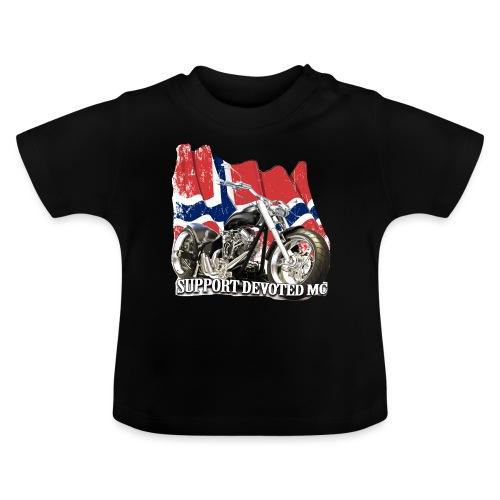 SUPPORT STREETWARE FLAG1 - Baby-T-skjorte