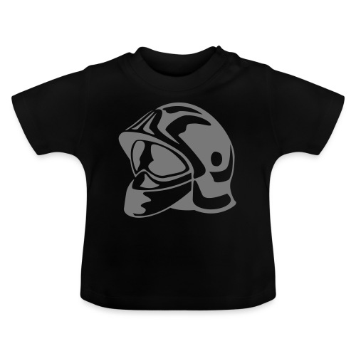 casque_pompier - T-shirt Bébé