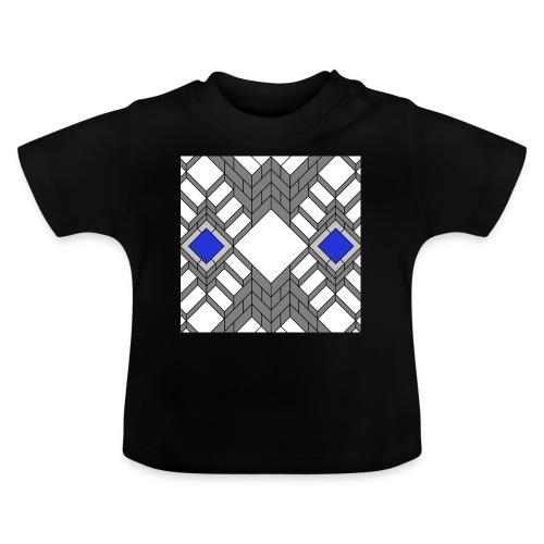 art stairs kubik - Baby-T-shirt