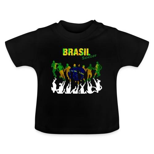 Brasil Soccer - Baby T-Shirt