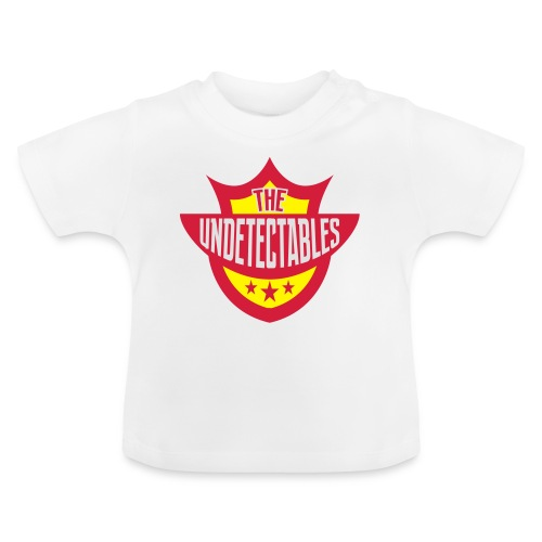 Undetectables voorkant - Baby T-shirt