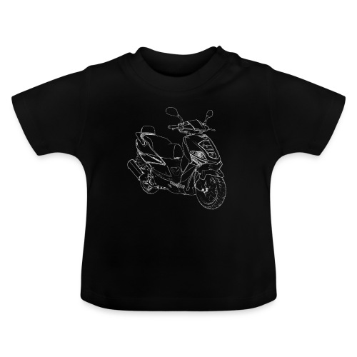 snm daelim othello sport outline w png - Baby T-Shirt