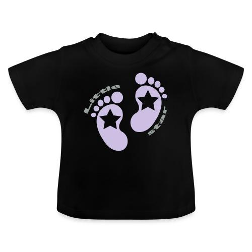 little star girl - Baby T-Shirt