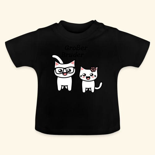 Großer Bruder - Baby T-Shirt