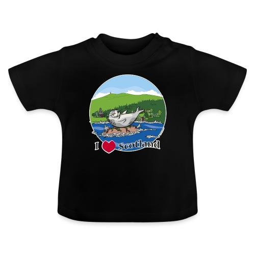 I heart Scotland - Sutherland & Caithness - Baby T-Shirt