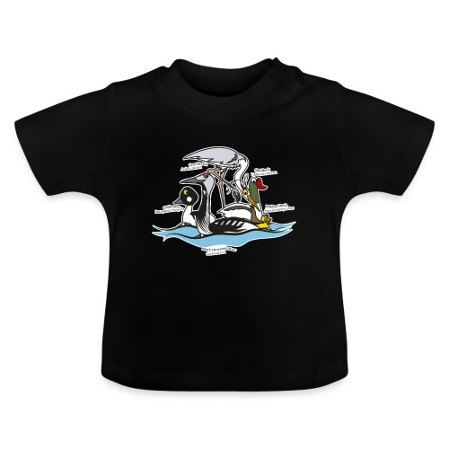 Birds of a Feather - Baby T-Shirt