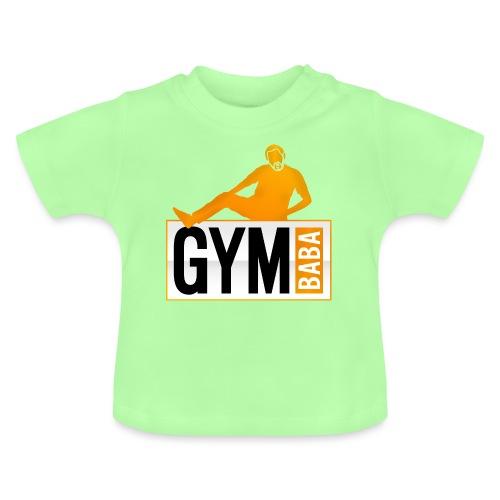 Gym baba 2 orange - T-shirt Bébé