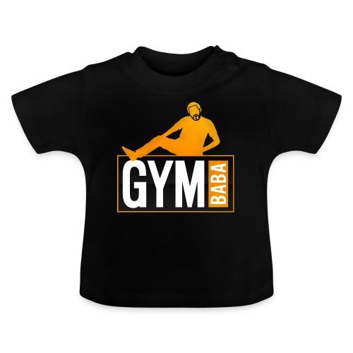 gym-baba-2-org-txtBlc dgr - T-shirt Bébé