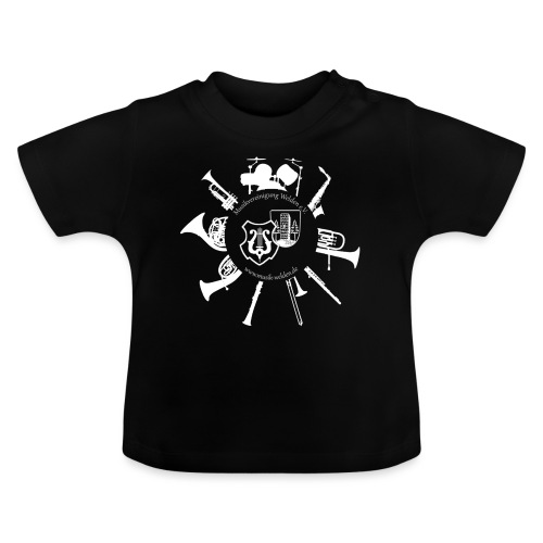 Instrumentenkreis_4000_ws - Baby T-Shirt