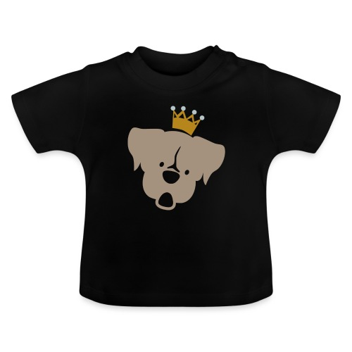 Prinz Poldi braun - Baby T-Shirt