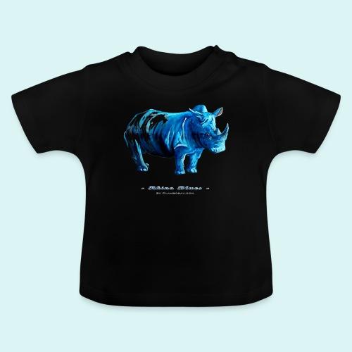 Rhino Blues - Baby T-Shirt