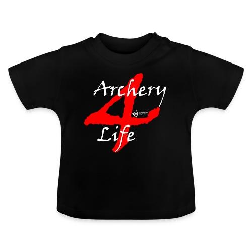 Archery4Life white - Baby T-Shirt