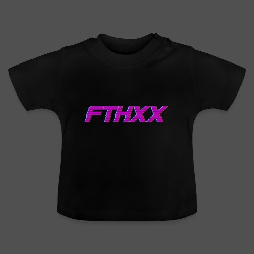 FTHXX Synthwave - Baby T-Shirt