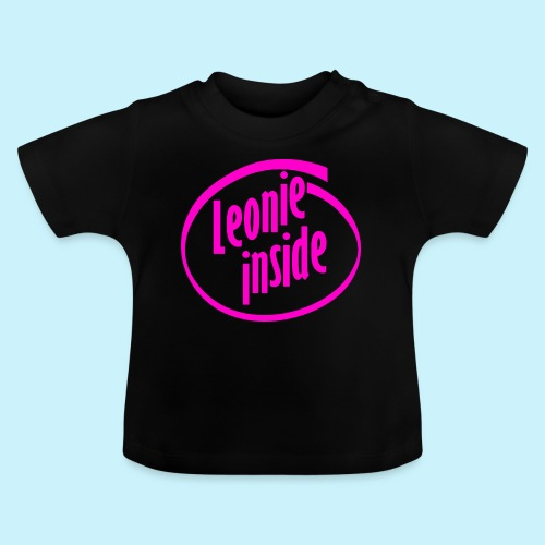 Leonie inside - Baby T-Shirt