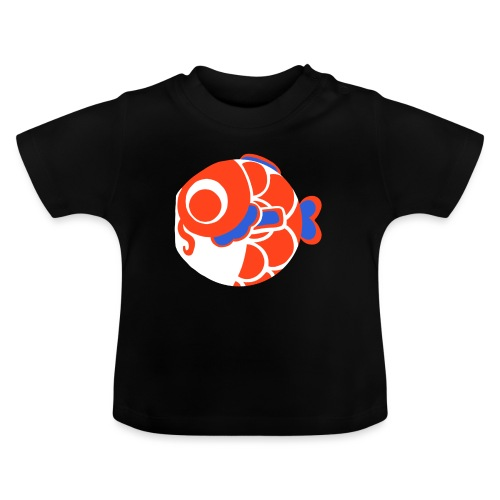 koi france - T-shirt Bébé