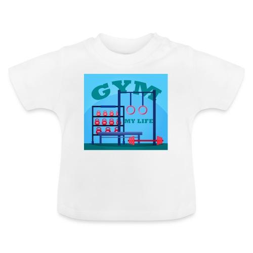 GYM - Vauvan t-paita