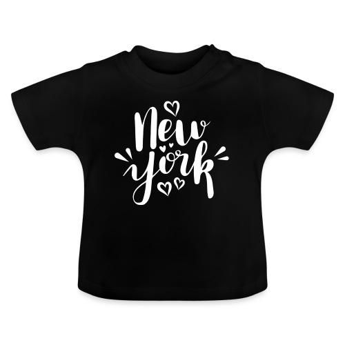 New York - Baby T-Shirt