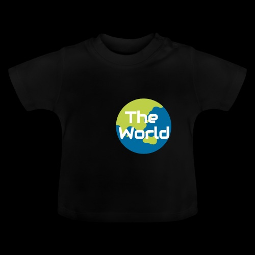 The World Earth - Baby T-shirt