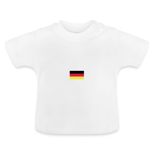 Anonymous_Flag_of_Germany - Baby T-Shirt