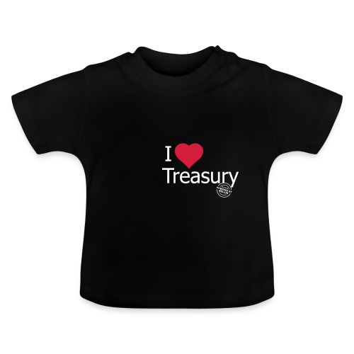 I LOVE TREASURY - Baby T-Shirt