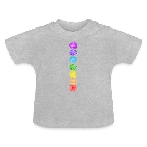 linea chakra - Maglietta per neonato
