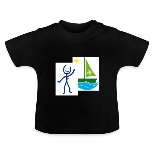 accompagnant aidy - T-shirt Bébé
