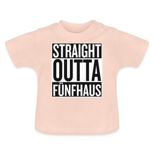 Straight Outta Fünfhaus - Baby T-Shirt