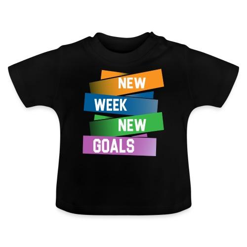 new week - T-shirt Bébé