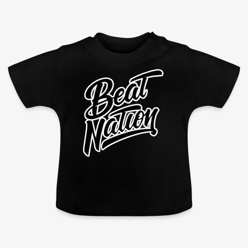 Logo Officiel Beat Nation Noir - Baby T-Shirt