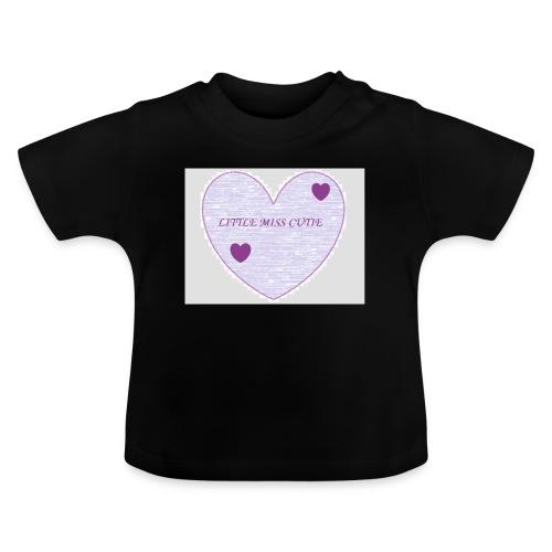 Little_miss_cutie_4 - Baby T-shirt