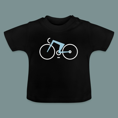 Bikes against cancer - Baby T-shirt