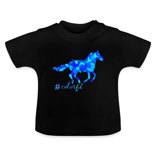 Animental Vibes - #colorful - Baby T-Shirt